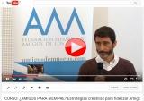 """Vídeo del Curso """"Amigos para siempre"""""""